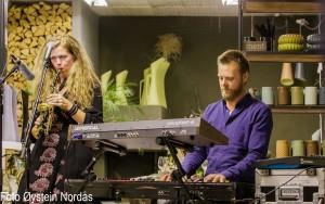 Kristin Sevaldsen og Lars Kvistum 1